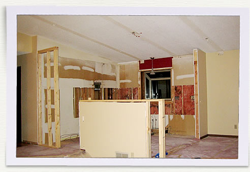Kichen Renovation Near Minneapolis   Open Kitchen Remodel