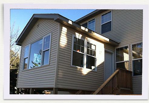 Porch Additions 3 Season Porch Minneapolis Home